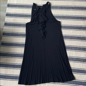 Theory casual black dress